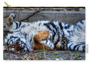009 Siberian Tiger Wubb Me Bellwee Poweesh Carry-all Pouch