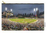 0101 Comerica Park - Detroit Michigan Carry-all Pouch by Steve Sturgill