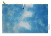 0107 - Air Show - Traveling Pigments Hp Carry-all Pouch