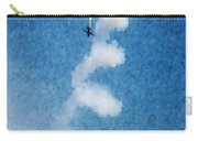 0107 - Air Show - Watercolor 1 Carry-all Pouch