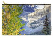 0141 Fall Colors On Icefield Parkway Carry-all Pouch