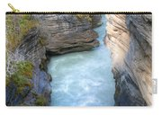0142 Athabasca River Canyon Carry-all Pouch