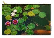 0148-lily -  Expressionist Plein Air Sl Carry-all Pouch