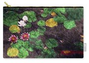 0148-lily -  Watercolor 2 Sl Carry-all Pouch