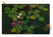 0151-lily -   Expressionist Plein Air Sl Carry-all Pouch