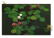 0151-lily -  Colored Photo 1 Carry-all Pouch