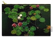 0151-lily -  Watercolor 1 Sl Carry-all Pouch