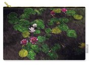 0151-lily -  Watercolor 2 Sl Carry-all Pouch