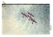 0166 - Air Show - Colored Photo 2 Hp Carry-all Pouch