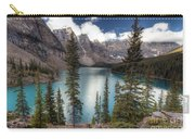 0184 Moraine Lake Carry-all Pouch