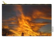 02 05 11 Sunset Two Carry-all Pouch