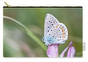 02 Common Blue Butterfly Carry-all Pouch
