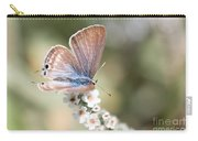 02 Long-tailed Blue Butterfly Carry-all Pouch
