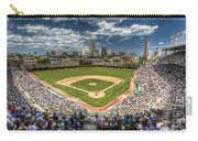 0234 Wrigley Field Carry-all Pouch by Steve Sturgill