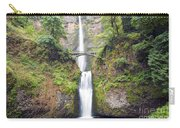 0235 Multnomah Falls Oregon Carry-all Pouch