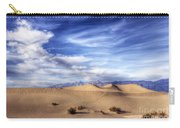 0292 Death Valley Sand Dunes Carry-all Pouch
