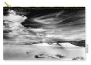 0293 Death Valley Sand Dunes Carry-all Pouch