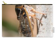 03 New Forest Cicada  Carry-all Pouch