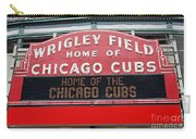 0334 Wrigley Field Carry-all Pouch