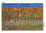 035 Fall Colors Carry-all Pouch