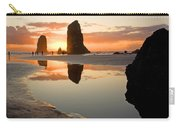 0385 Cannon Beach Reflection Carry-all Pouch