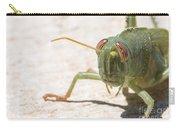 04 Egyptian Locust Grasshopper Carry-all Pouch