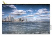 0447 Chicago Skyline Carry-all Pouch