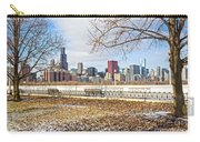 0452 Chicago Skyline Carry-all Pouch