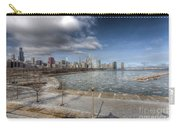 0488 Chicago Skyline Carry-all Pouch