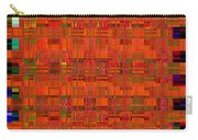 0493 Abstract Thought Carry-all Pouch by Chowdary V Arikatla