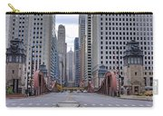 0525 Lasalle Street Bridge Chicago Carry-all Pouch