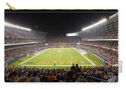 0586 Soldier Field Chicago Carry-all Pouch by Steve Sturgill