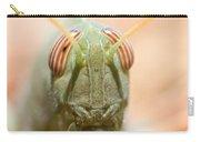06 Egyptian Locust Grasshopper Carry-all Pouch