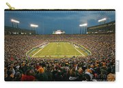 0615 Prime Time At Lambeau Field Carry-all Pouch