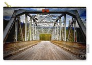 0649 Bow River Bridge Carry-all Pouch