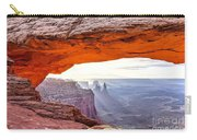0710 Mesa Arch Carry-all Pouch