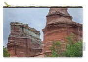 07.30.14 Palo Duro Canyon - Lighthouse Trail  19e Carry-all Pouch
