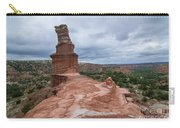 07.30.14 Palo Duro Canyon - Lighthouse Trail 47e Carry-all Pouch
