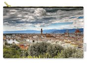 0753 Florence Italy Carry-all Pouch