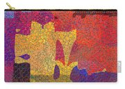 0787 Abstract Thought Carry-all Pouch