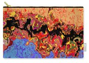 0809 Abstract Thought Carry-all Pouch