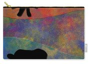 0864 Abstract Thought Carry-all Pouch