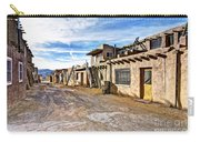 0926 Sky City - New Mexico Carry-all Pouch