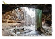 0938 Lasalle Falls - Starved Rock State Park Carry-all Pouch