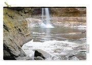 0941 Cascade Falls - Matthiessen State Park Carry-all Pouch