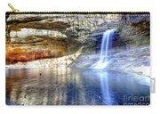 0943 Cascade Falls - Matthiessen State Park Carry-all Pouch