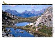 Artist Ridge Tarns Carry-all Pouch