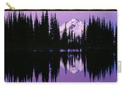 Glacier Peak  In Image Lake Carry-all Pouch
