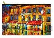 Paris Night Montmartre Carry-all Pouch