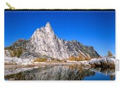 Prusik Peak Reflects In Gnome Tarn Carry-all Pouch